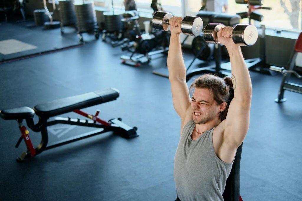 Spalla Bodybuilding