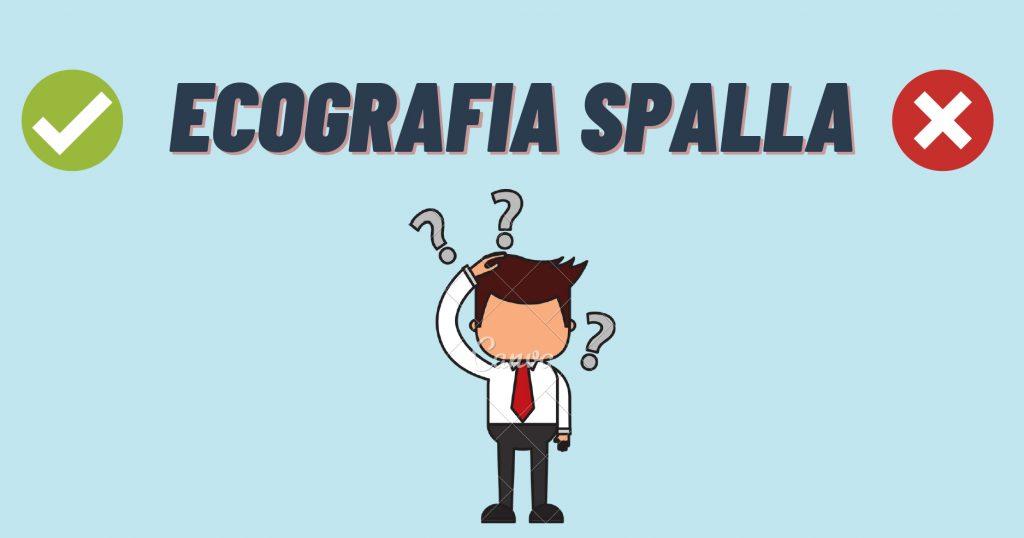 Ecografia alla Spalla: Guida all'utilizzo.