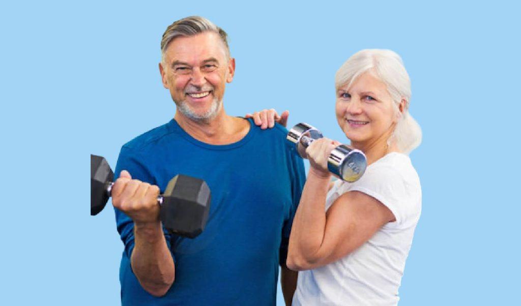 Attività sportiva alla spalla